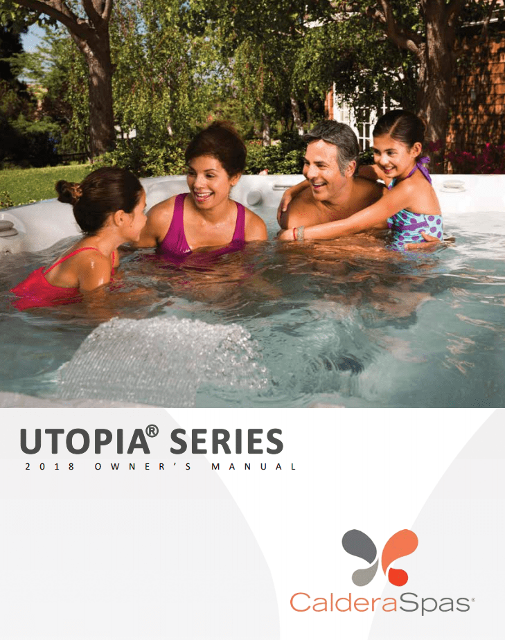 2018 Utopia Owner's Manual
