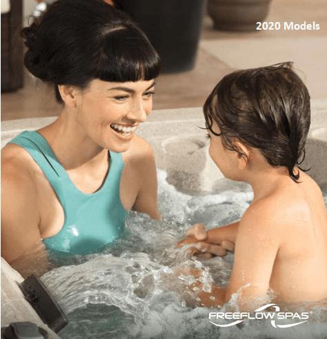 2020 Freeflow Spas Owner's Manual