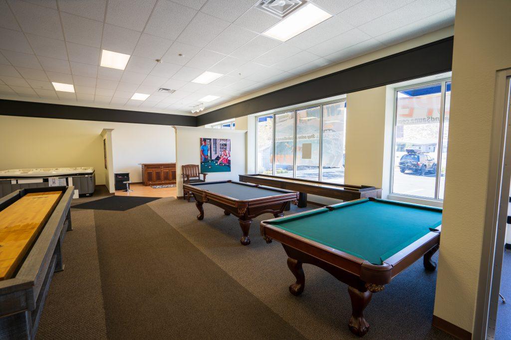 Carson City Pool Tables