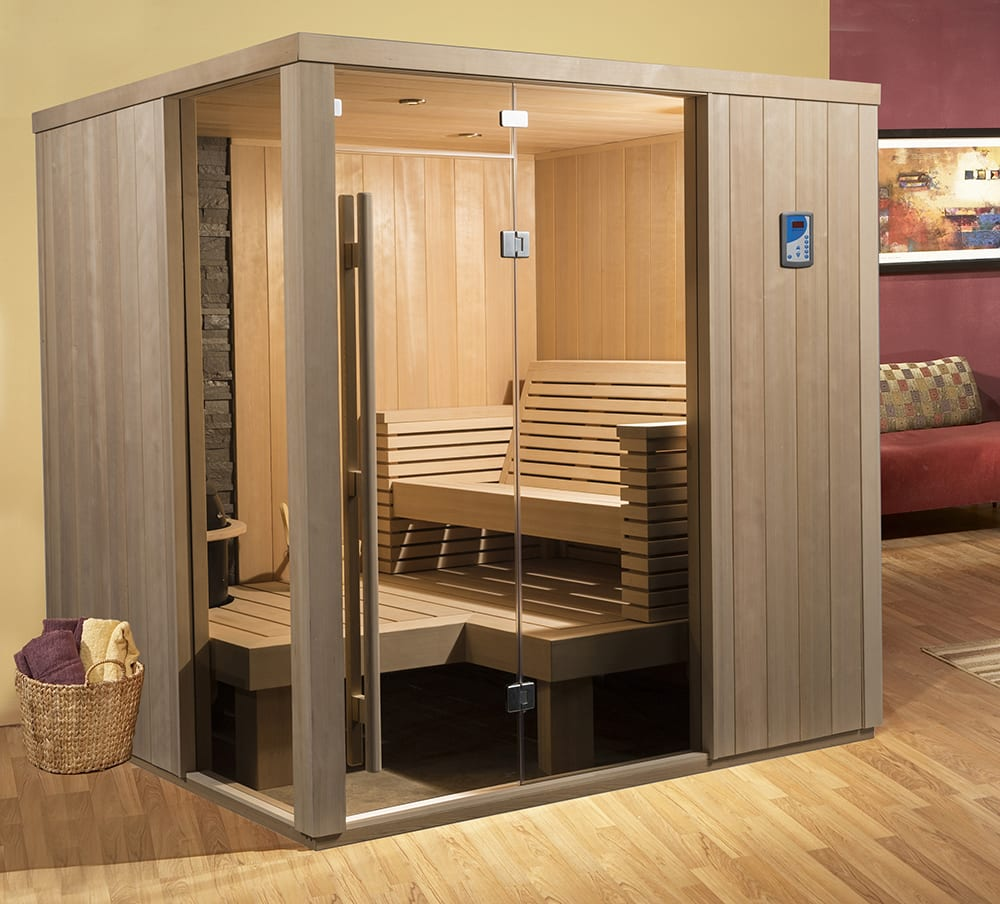 Seaside - The Spa And Sauna Company