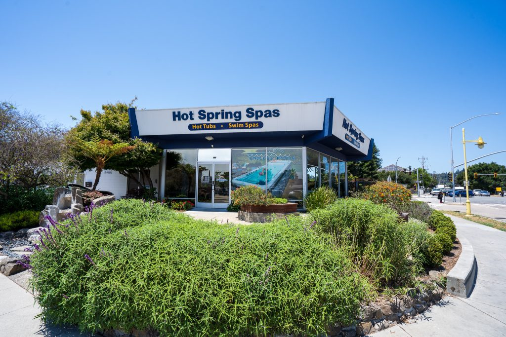 Hot Spring Spas of Santa Cruz