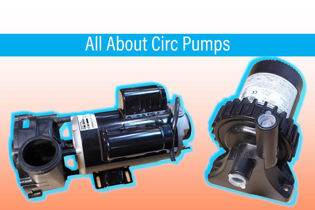 All about Circ Pumps