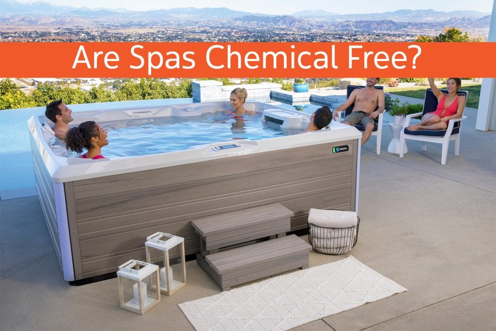 Are Spas Chemical Free?
