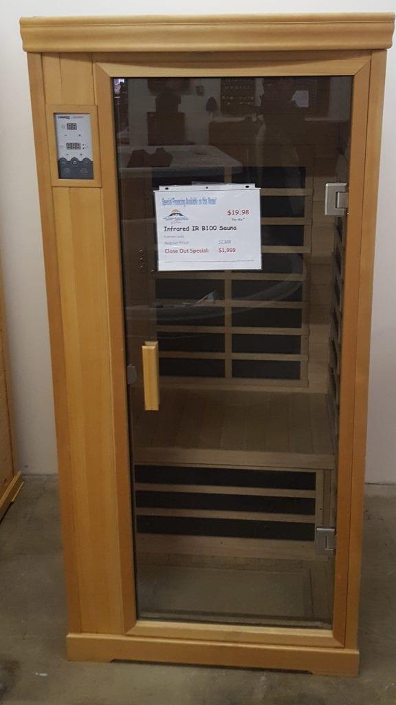 B100 Sauna