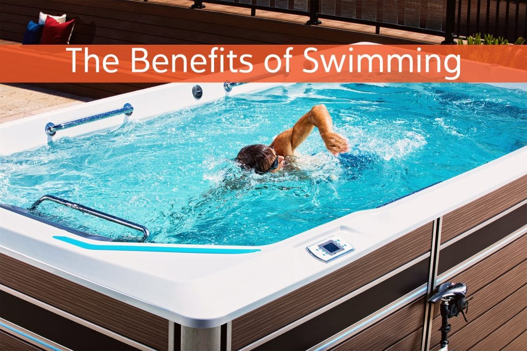 The Benefits of Swimming and is a Swim Spa Right for Me?