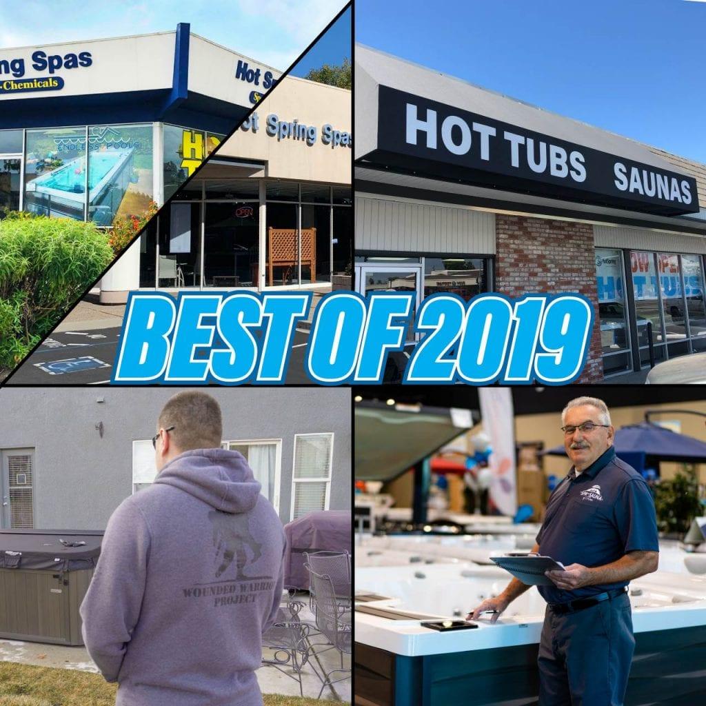 Best of 2019 Images - Hot Tub Dealer Reno, Sparks, San Jose, Santa Cruz
