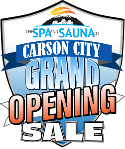 Carson City Hot Tubs Grand Opening Sale