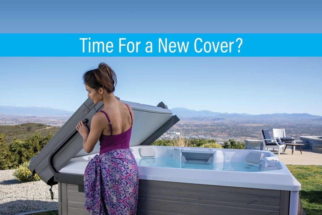 Do I Need a New Hot Tub Cover?