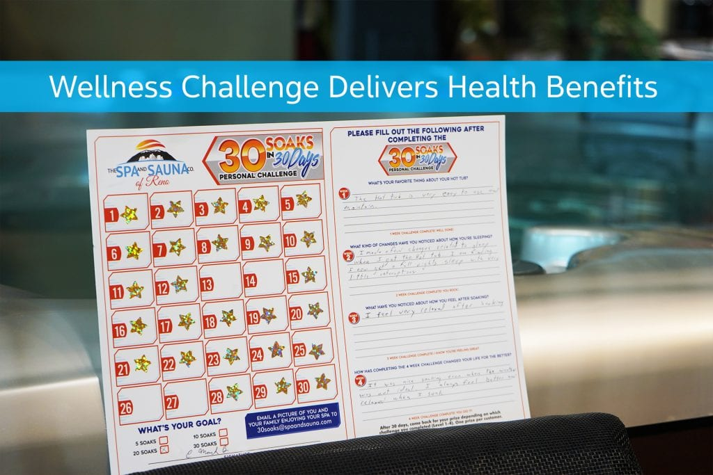 Wellness Challenge Delivers Health Benefits