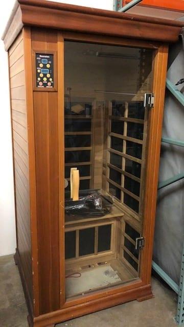 E 100 Sauna