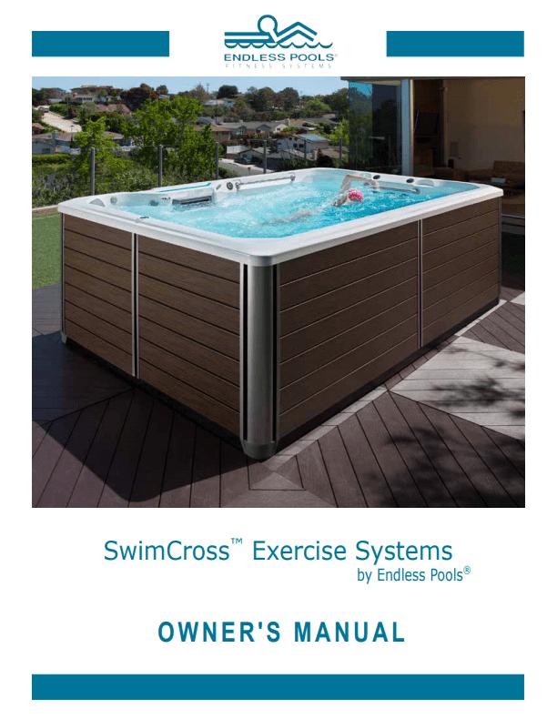 Endless X Series/Swim Cross Owner's Manual