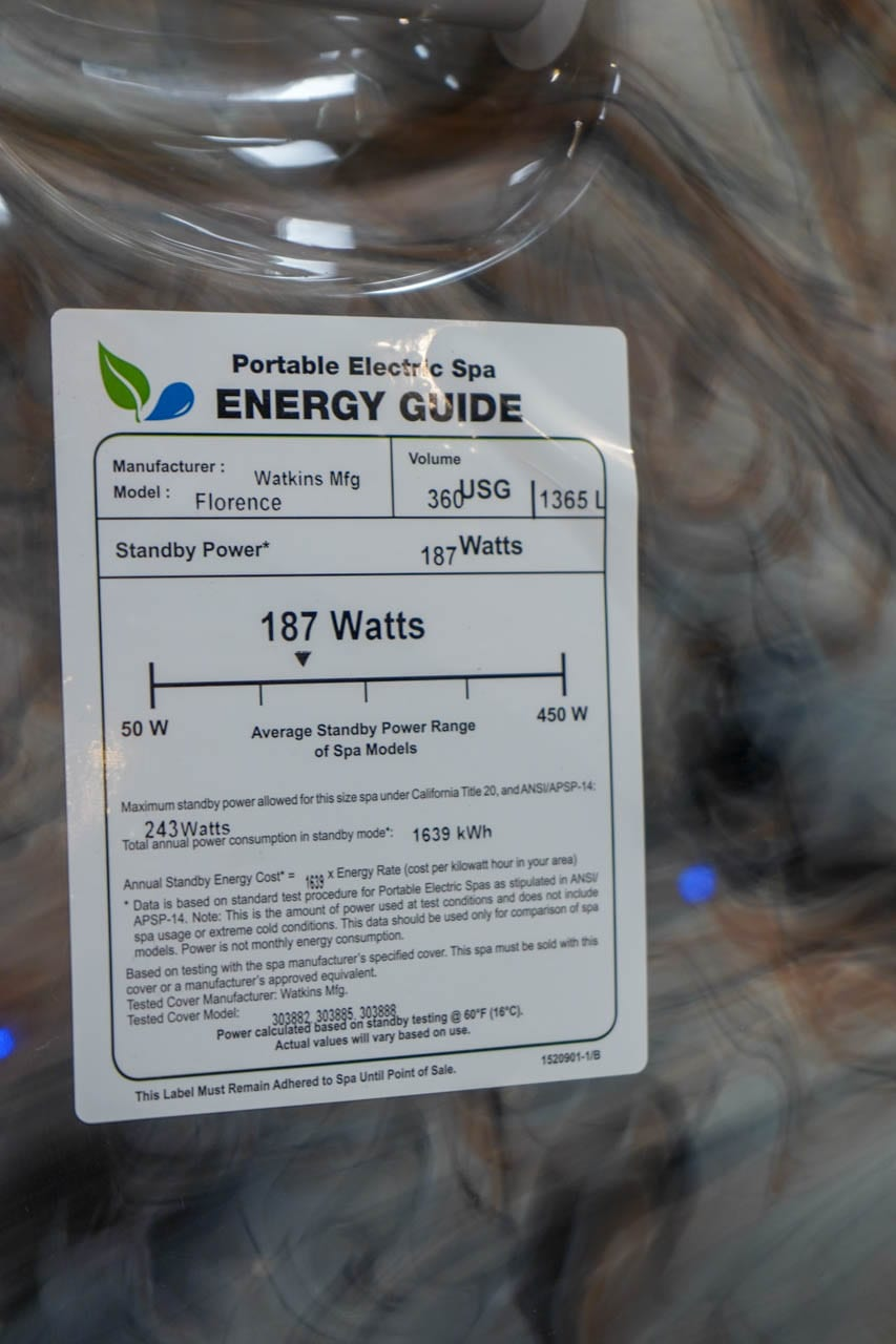How much energy does it take to run a hot tub, The Spa and Sauna Co ...