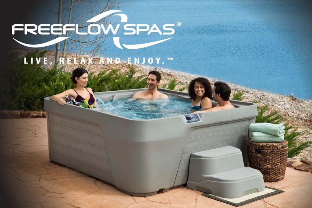 Freeflow Spas for Sale