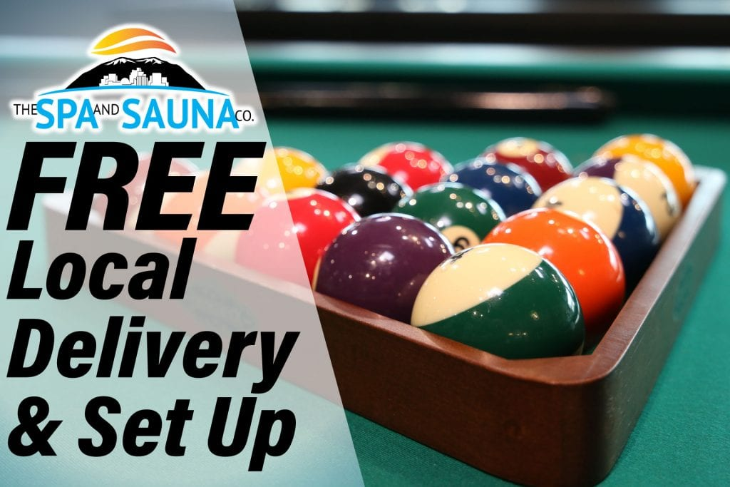 Pool Table Deals in Reno