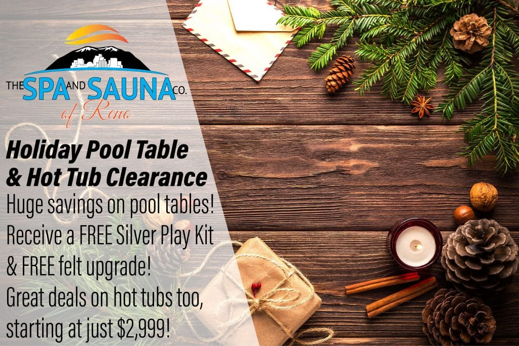 Holiday Table - Sale Info