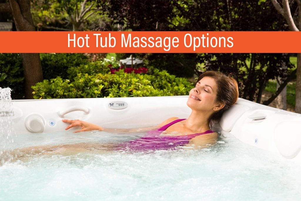 Hot Tub Massage