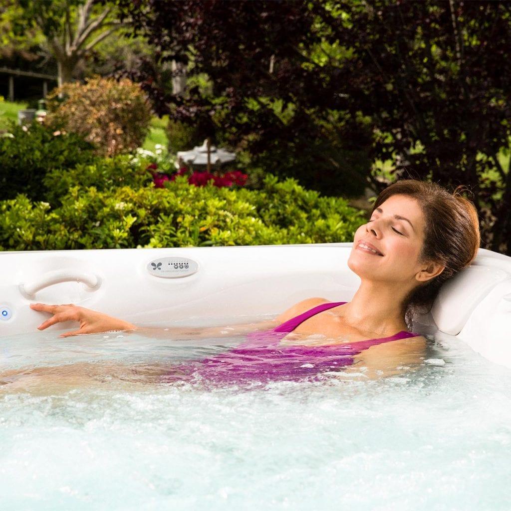 Hot Tub Massage Options