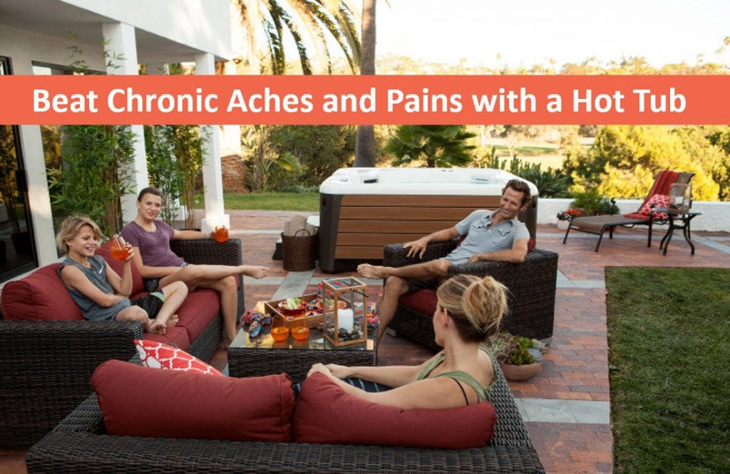 Beat Aches and Pains with a Backyard Spa, Hot Tubs Cupertino, San Jose