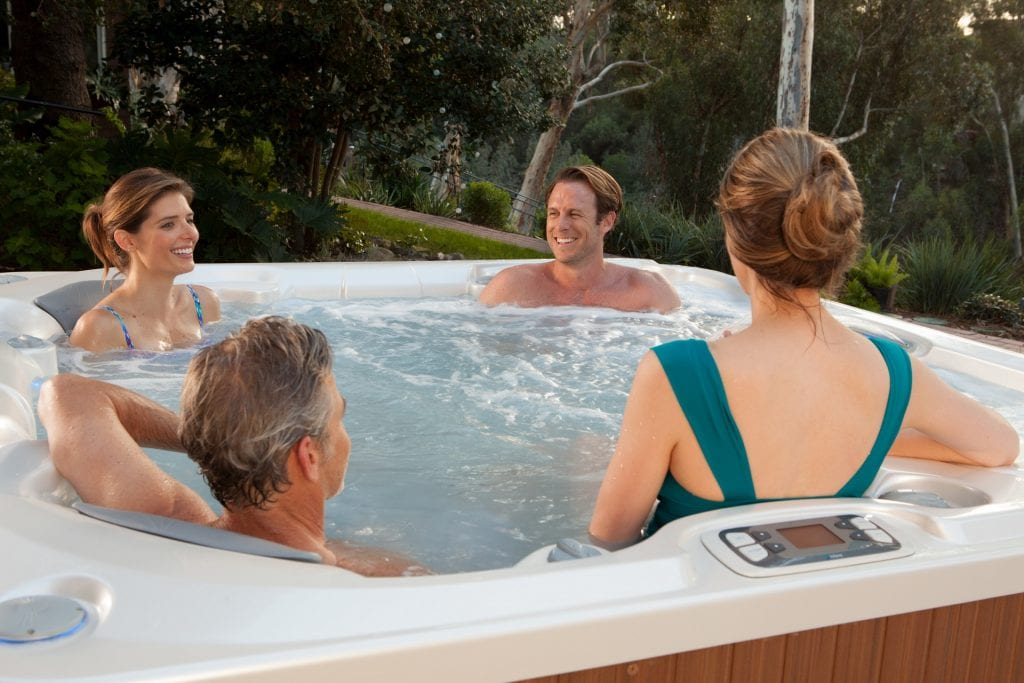 Portable Spas and Healthy Habits, Hot Tub Dealer Truckee