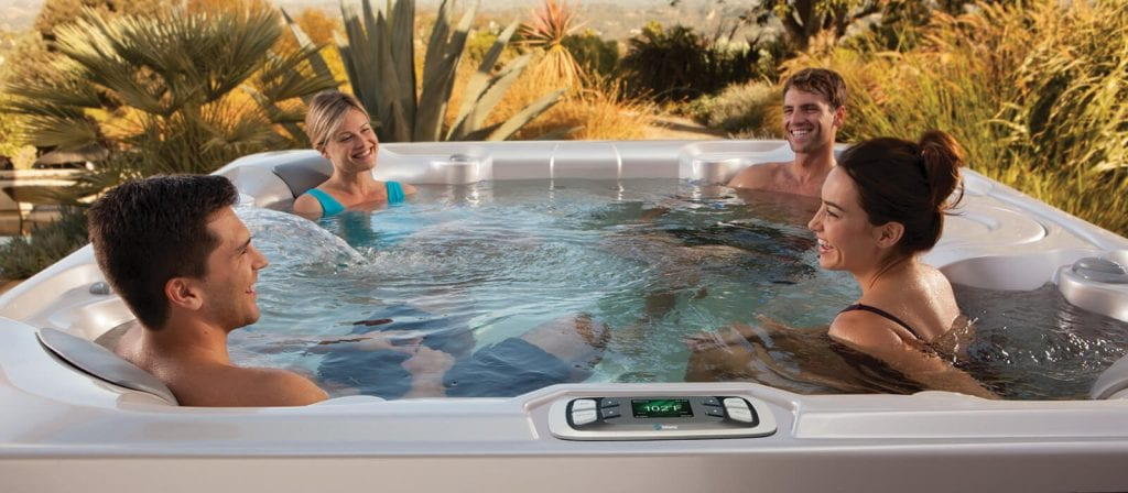 Portable Spa Dealer Shares New Year Health Tips – Hot Tubs Sparks