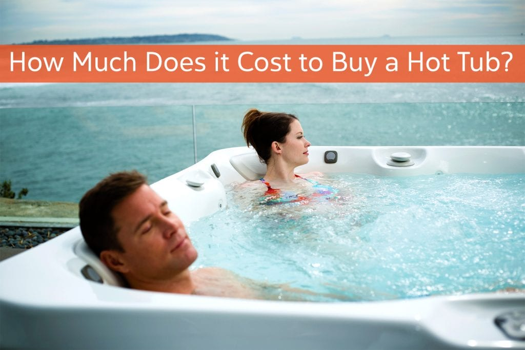 How much does it cost to buy a hot tub?