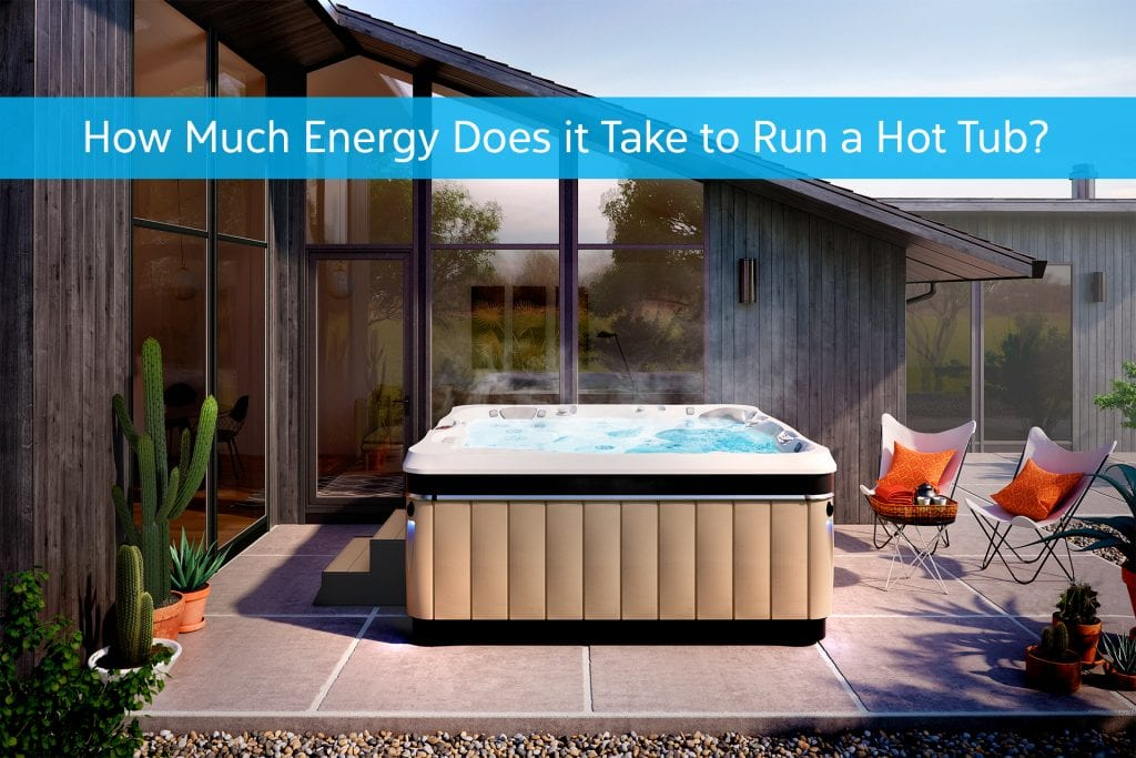 How Much Energy Does it Take to Run a Hot Tub?