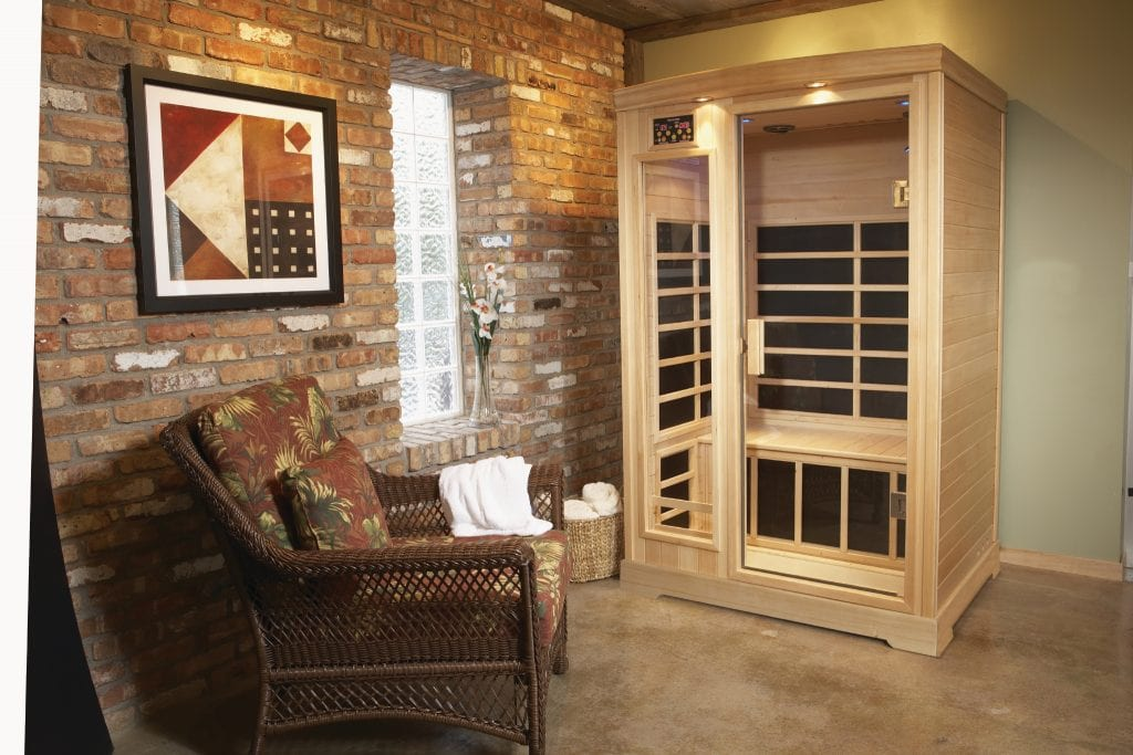 Improve the Value of Your Home – Infrared Saunas Sparks