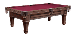 Olhausen Kirkwood pool table