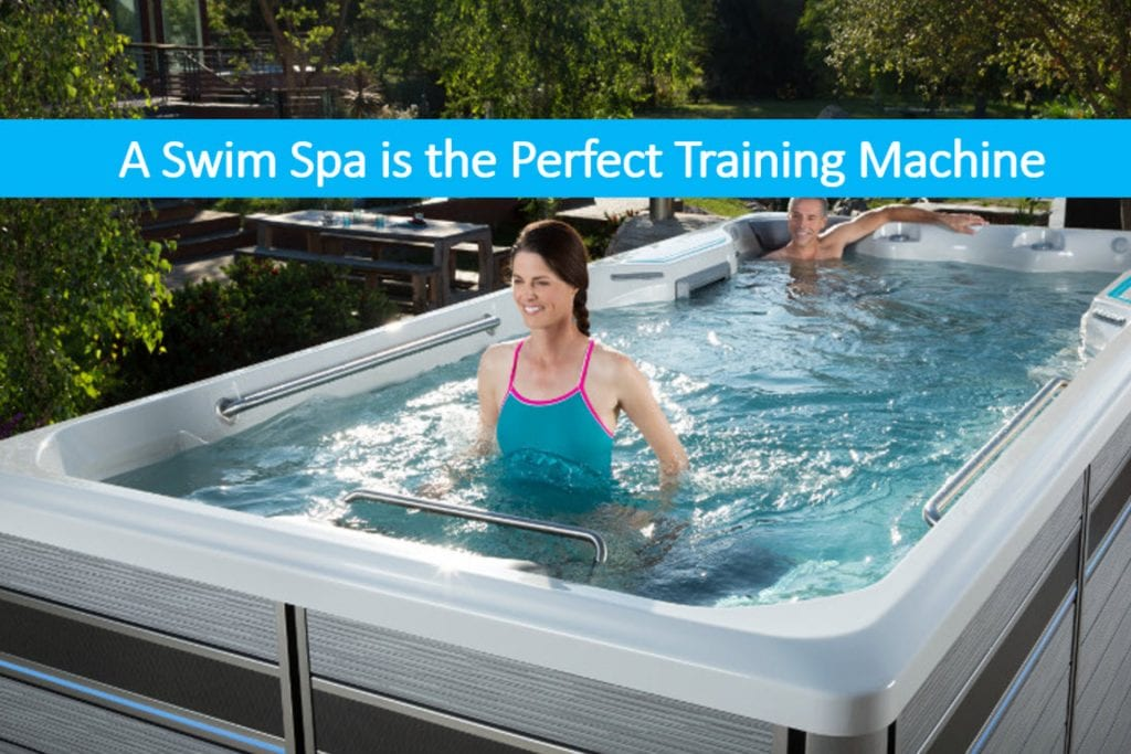 A Swim Spa as Home is The Perfect Training Machine, Lap Pool Sale Carson City
