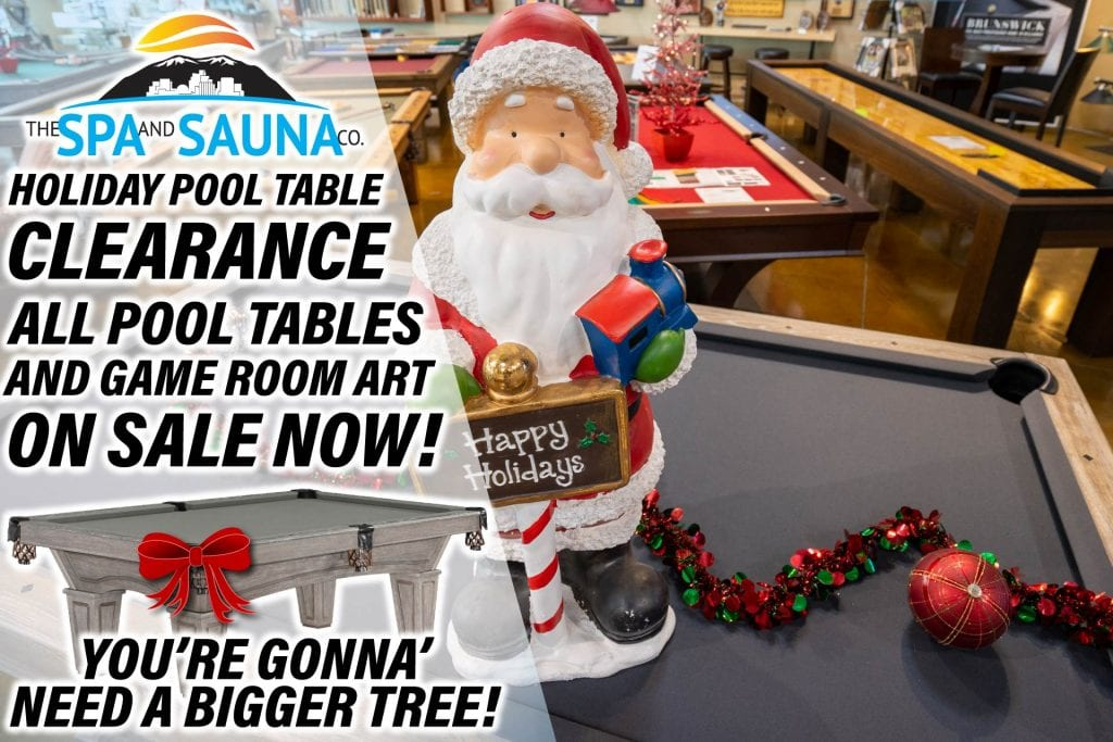V Pool Table Holiday Clearance Sale - Pool Table Sale Reno, Sparks