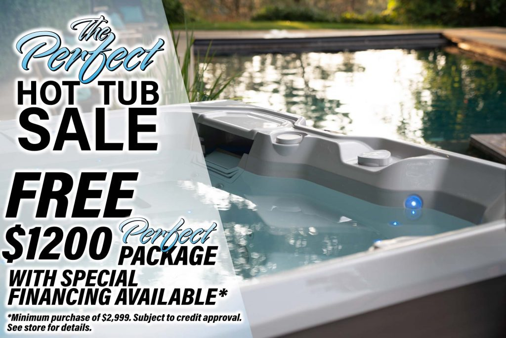 Perfect Hot Tub Sale Information