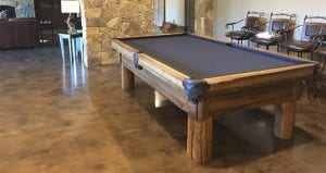 Pinehaven Pool Table