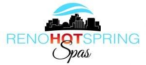 Reno Hot Spring Spas Store Logo