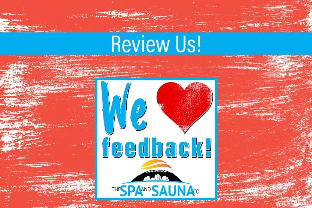 Review The Spa and Sauna Co.