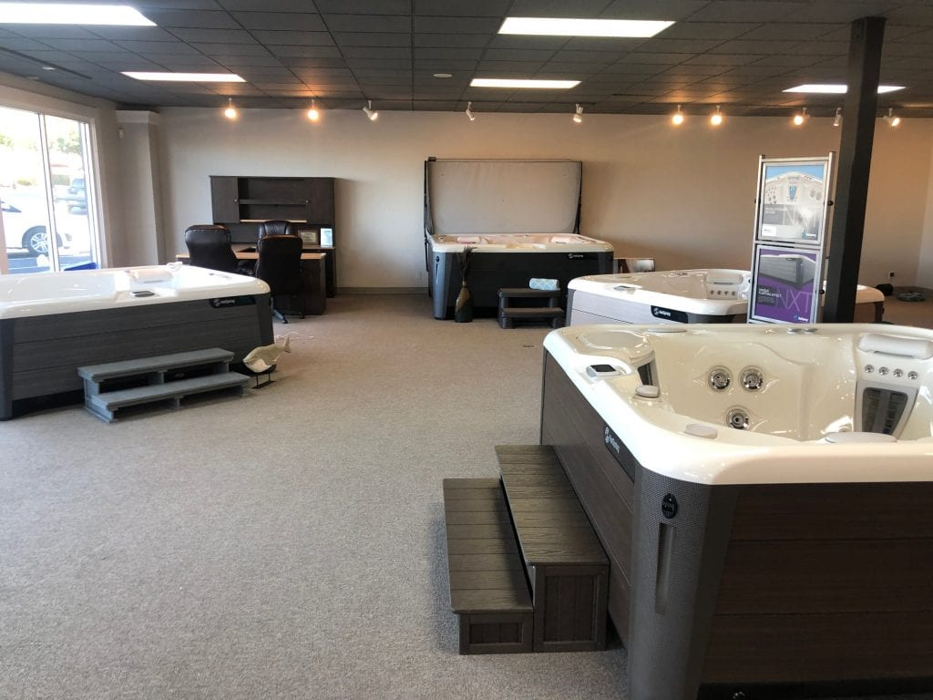 Hot Spring Spas on Sale in San Jose