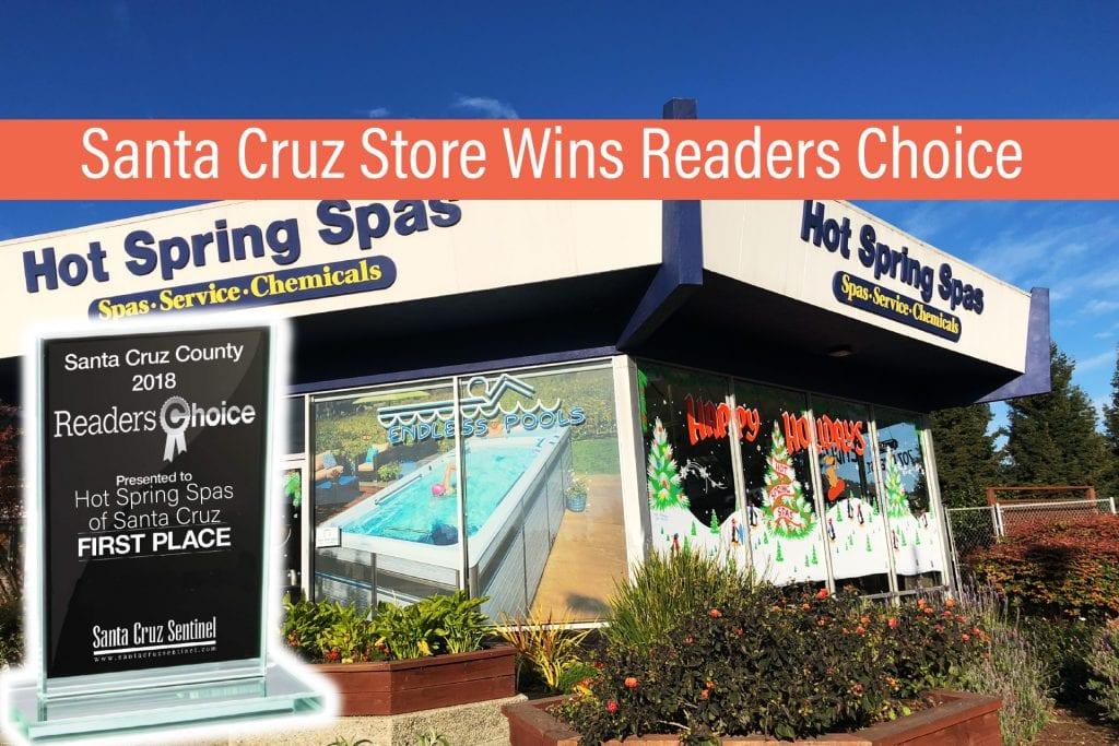 Santa Cruz Store Wins Readers Choice Award