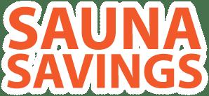 Sauna Savings Logo