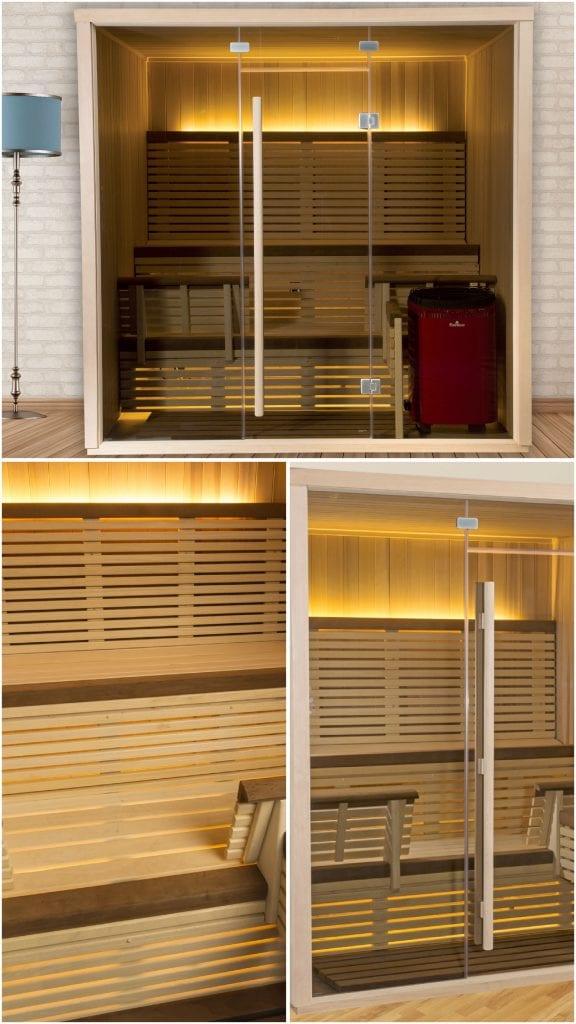 Serenity Sauna