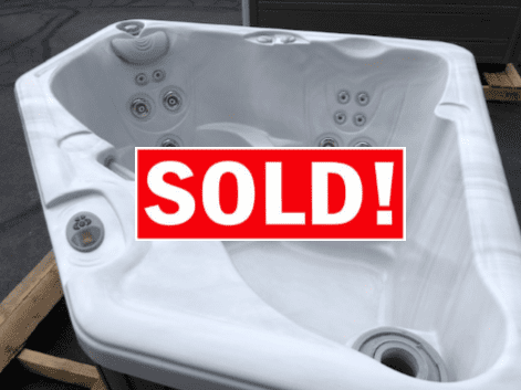 Sold Used Aventine Hot Tub