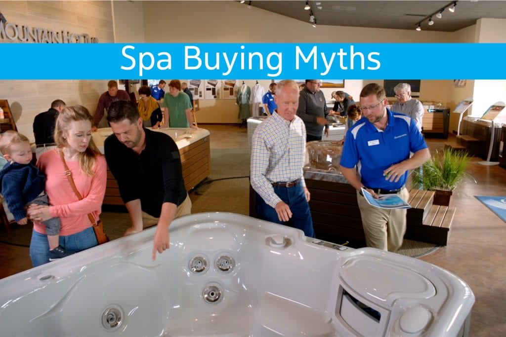 Spa Buying Myths
