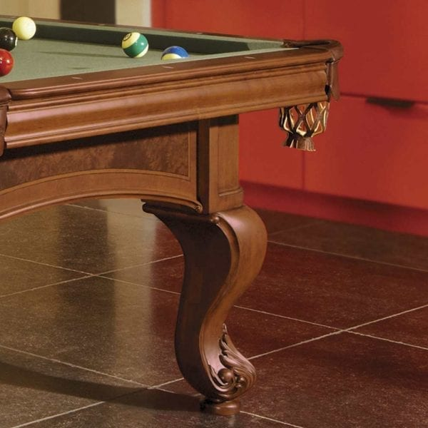 Sutton II Pool Table in Room