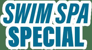 Swim Spa Special Logo