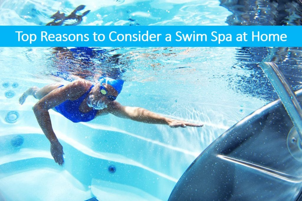 Top Reasons to Consider a Swim Spa, Exercise Pools Fernley