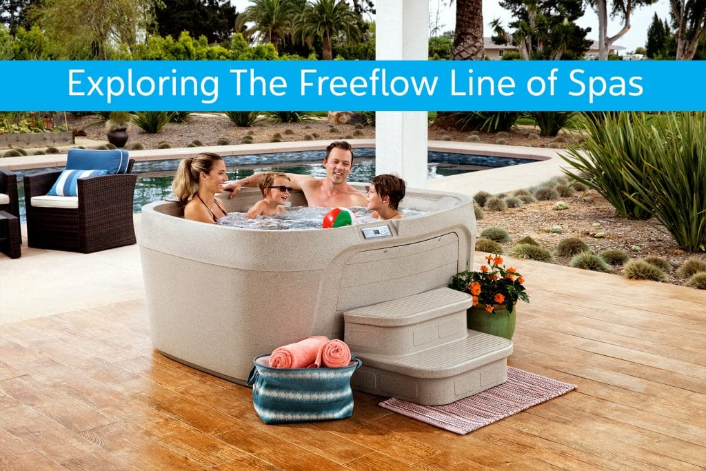 Exploring the Freeflow Line of Spas