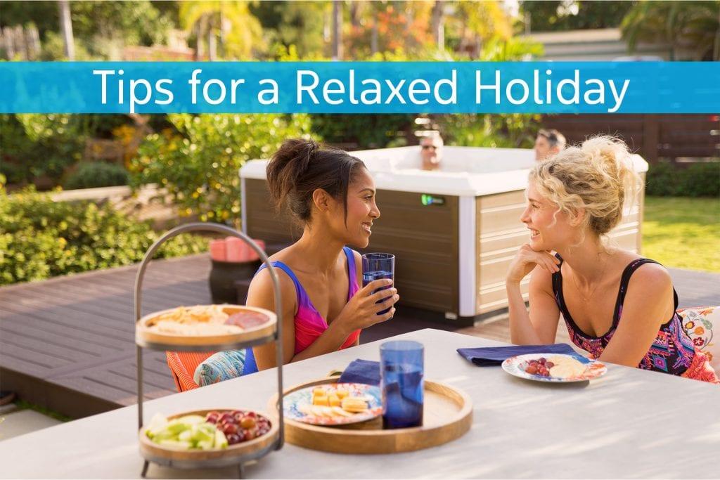 Hot Tubs, Swim Spas Fallon Dealer Shares Portable Spa Tips for a Relaxed Holiday