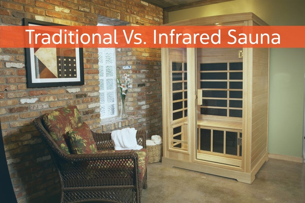 Traditional Sauna vs. Infrared Sauna