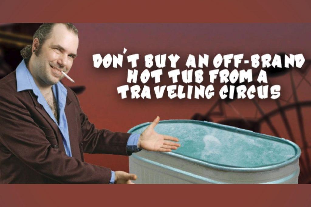 Hot Tub Show