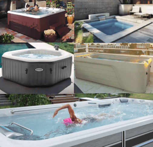 The spa and sauna company can help you find the right hot for Types of hot tubs