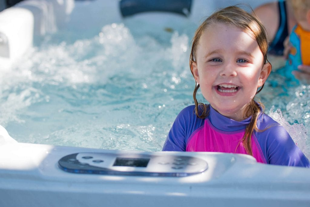 Is it Safe for my Kids to use the Hot Tub?