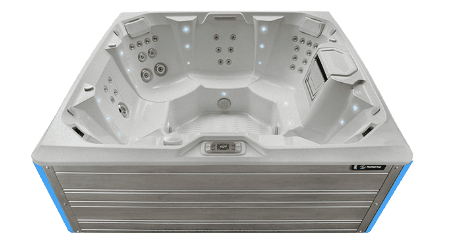 Pulse Limelight Hot Spring Seats 7   The Spa And Sauna Company | Hot Tubs,  Swim Spas, Saunas Dealer Reno, Portable Spas, Lap Pools